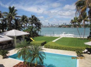 Vanilla Ice's former Star Island mansion For Sale at $14.9 million