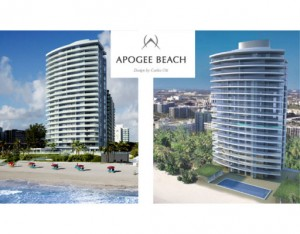 Perez group Launches Pre-Sales for New Apogee Beach Condo Project