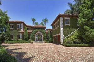Anna Kournikova Miami Beach Home for Sale